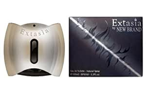 EXTASIA 3.3 FL. OZ. EAU DE Toilette Spray Men
