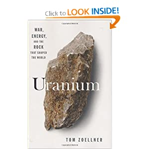 Uranium - Tom Zoellner