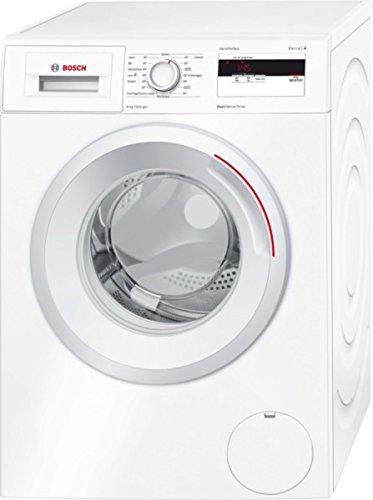 Bosch WAN20068IT Libera installazione Caricamento frontale 8kg 1000RPM A+++ Bianco lavatrice