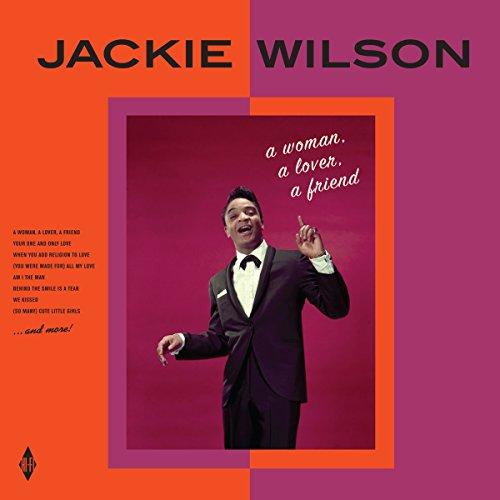Jackie Wilson - Woman a Lover a Friend
