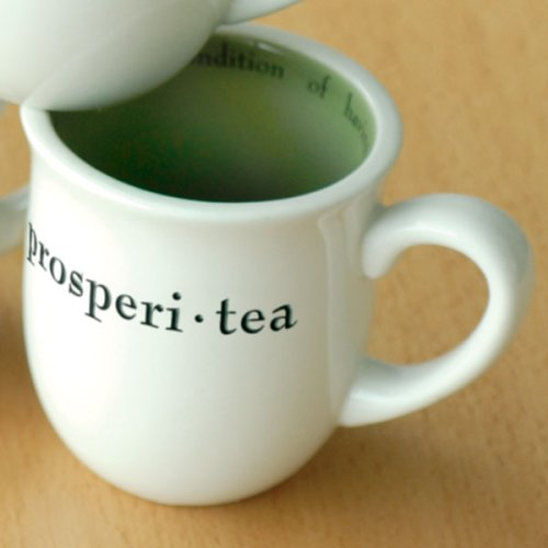 Buy Tea Talk Teacup – Prosperitea