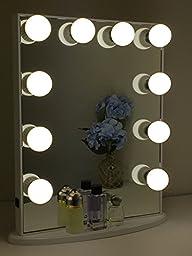 Hollywood Glow Vanity Mirror By Impre…
