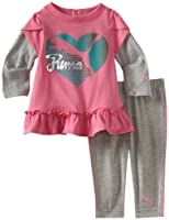 Puma - Kids Baby-Girls Infant Promo Legging Set from Puma - Kids