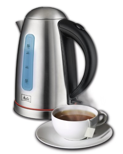 Great Features Of Melitta 40994 1.7-Liter Kettle