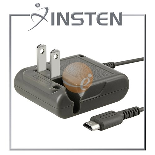 INSTEN - Travel Charger for Nintendo DS Lite (NDSL)