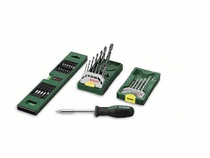 Mini-X-Line-Drill-Bit-Set-With-Hand-Screwdriver-(33-Pc)