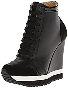 Ruthie Davis Women's Henson Fashion Sneaker,Black,6 M US