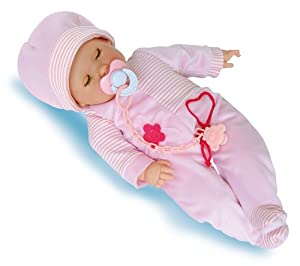 Bebe Gloton Breastfeeding Doll