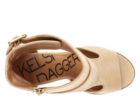 Kelsi Dagger Women'S Garin Beige Pump 8 M