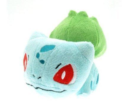 LIVESOFWINSORS Pokemon Bulbasaur 6'' Soft Felpa Stuffed Bambola Giocattolo