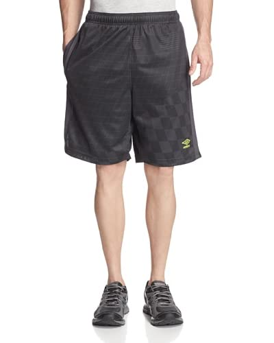 Umbro Men's Printed Active Shorts