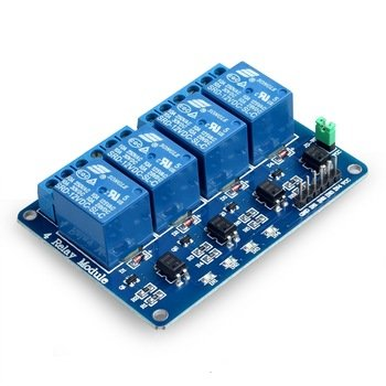 Generic 4 channel relay module