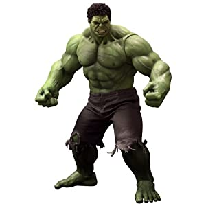 Hot Toys - Avengers figurine Movie Masterpiece 1/6 Hulk 42 cm