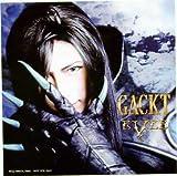 GACKT 「EVER」 ジャケットサイズカード