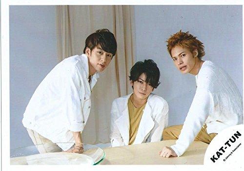 KAT-TUN ジャニーズ 公式 生写真 集合