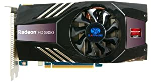 Sapphire Radeon HD 5850 XTREME 1 GB DDR5 HDMI/DVI-I/DP PCI-Express Graphics Card 100282XTREME