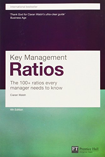 Key Management Ratios (Financial Times Series)