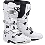 Alpinestars Tech 7 White Vented Motocross Boots MX (Size US 10 3410-0718)