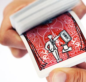Magic Cartoon Deck Trick From Magic Makers - Amazing Card Magic Anyone Can Do!
