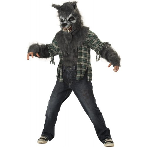 Howling at the Moon Costume - X-Large