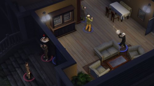 Omerta City of Gangsters screenshot