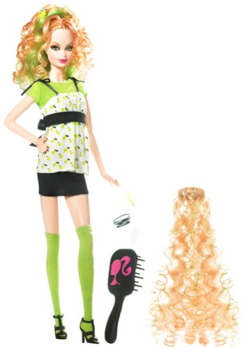 Barbie Top Model Assignment Hair Summer (Top Model Game compare prices)