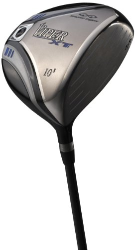 Snake Eyes Custom Viper XT Men's Driver - (Left Hand, Graphite, Regular, 10.5 degree)