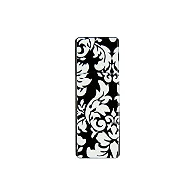 EMTEC Fashion Swivel 8 GB USB 2.0 Flash Drive, Black Paisley