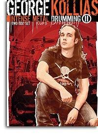 DVD - George Kollias: Intense Metal Drumming II - DVD (Region Free)