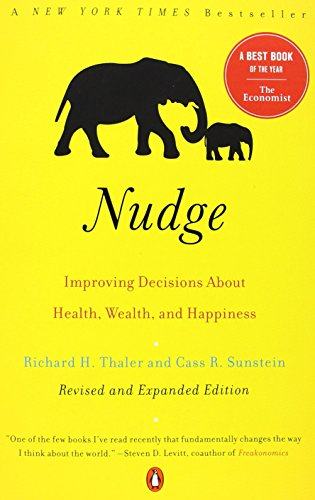Nudge: Improving Decisions About Health, Wealth, and Happiness - Malaysia Online Bookstore