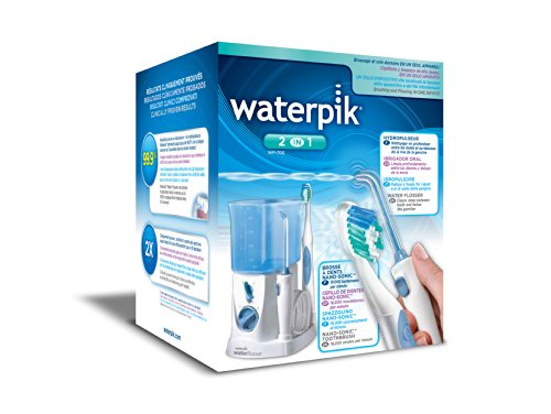 other health beauty waterpik 2 in 1 water flosser and nano sonic tooth brush was listed for. Black Bedroom Furniture Sets. Home Design Ideas