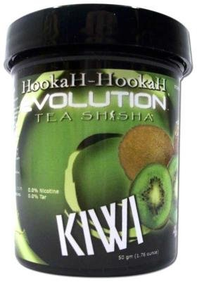 Sahara Herbal Evolution Tea Shisha Kiwi Flavor 50G