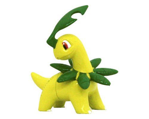 "Takaratomy Bayleef (MC-14): Pokemon Monster Collection 2"" Mini Figure"