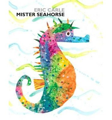 [(Mister Seahorse )] [Author: Eric Carle] [May-2006] (Mister Seahorse compare prices)