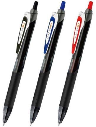 【ゼブラ】サラサドライ 0.7 黒インク ボール径:0.7mm