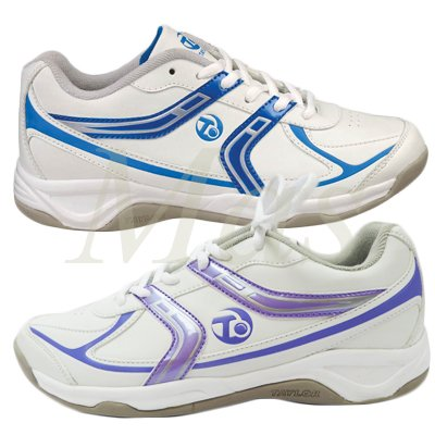 Taylor Mens And Womens Lace Up Bowling Shoes