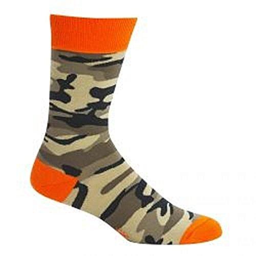 Sock It to Me Men's Camo Crew Socks