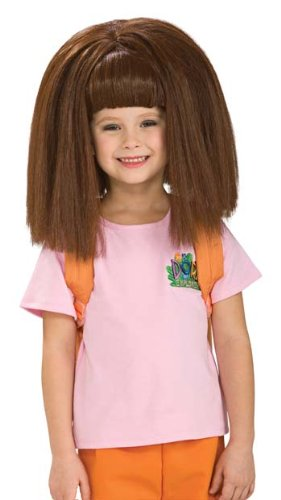 Costu (Child Dora Wig)