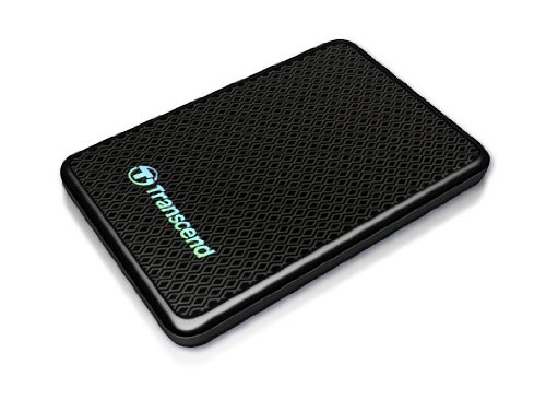 Transcend 256GB USB 3.0 SuperSpeed Portable SSD Drive