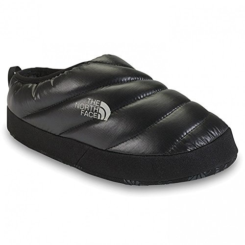 The North Face Nse Tent Mule Iii Womens Slippers Medium Shiny Black Black