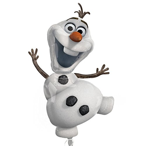 "Olaf The Snowman Disney Frozen 41"" Balloon Birthday Party Decoration front-973576"