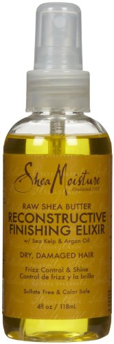 Shea Moisture Raw Shea Elixir-4 oz