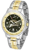 Western Michigan Broncos Competitor AnoChrome Two Tone Watch