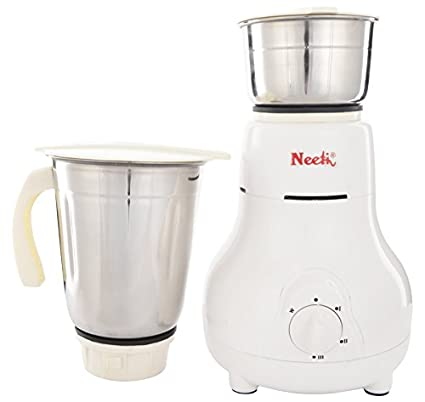 Neeti NM503 350W 2 Jars Mixer Grinder