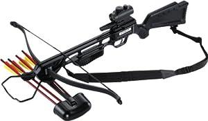 Amazon.com : Jaguar CR-013BK Crossbow Kit, 175-Pound, Black : Sports
