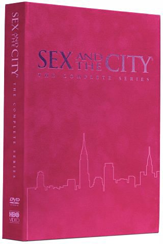 Sex and the City: The Complete Series (Collector's Giftset) [DVD] (2005)