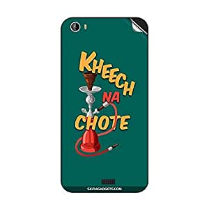 Skin4Gadgets Kheech na Chote Phone Skin STICKER for INTEX AQUA TURBO 4G