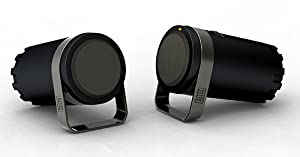 Altec Lansing BXR1220 Two-Piece USB Speakers for PC/Laptop, iPod / iPhone 3G ...