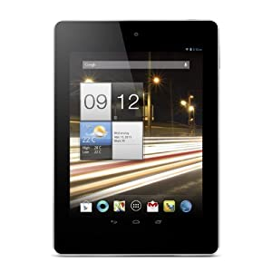 Acer Iconia A1-810-L416 - 16 GB 7.9-Inch Tablet (Pure White) - Manufacturer Refurbished