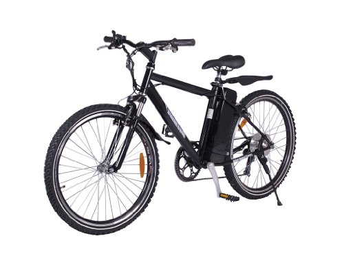 Xb-300-Sla X-Treme Electric Mountain Bicycle (Black)